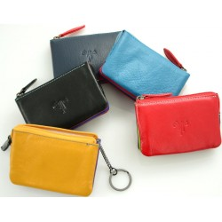 Ladies' Leather Wallet / Key Ring Kion - 3553M