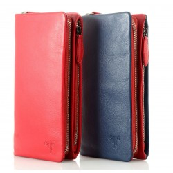 Ladies' Leather Wallet Kion - 3790