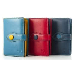 Ladies' Leather Wallet Kion - 4084