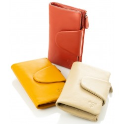 Ladies' Leather Wallet Kion - 438