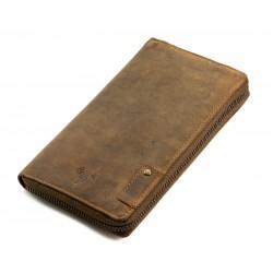 ladies' leather wallets vintage