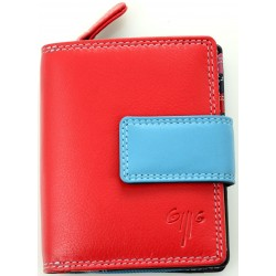 Ladies' Leather Wallet Kion - 7142 M - Rfid
