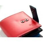 ladies' leather wallets nappa rfid