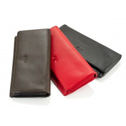 Ladies' Leather Wallet Kion - 831