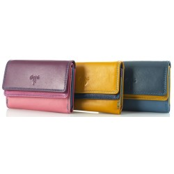 Ladies' Leather Wallet Kion - 99691M