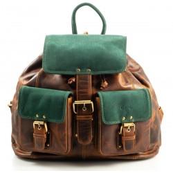 Ladies  Leather Backpack Kion - 325 Premium / Nubuk
